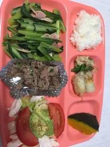 ダイエット時の夕食