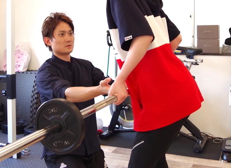 熊本のパーソナルジムでダイエットを!