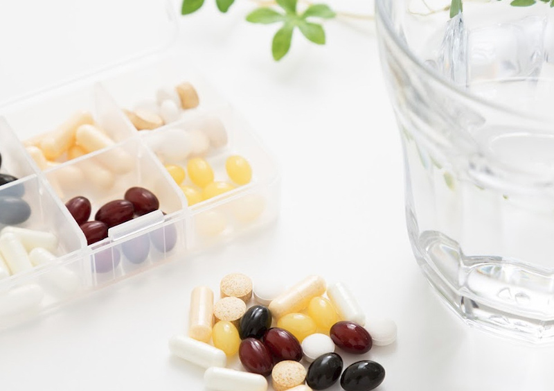 ダイエットジムでサプリメントは取り扱いません。