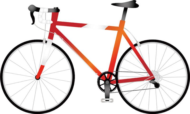 ダイエットにオススメの自転車。