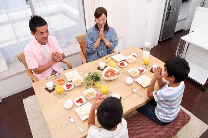 子どもと同じ食事でも痩せる方法