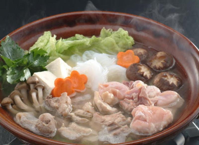パーソナルジムおすすめ、鶏鍋。